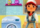Subway Surfers: Washing Clothes