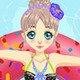 Summer Swimming Pool Girl