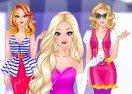 Super Barbie Catwalk Challenge