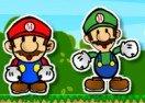 Super Mario Bomb Game