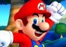 Super Mario Endless Runner