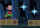 Teen Titans Diamond Forest