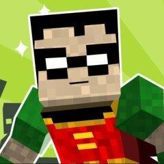 Teen Titans Go Minecraft