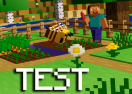 Test Minecraft: Conocimientos (Difícil)