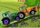 Wacky Tractors