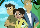 Wild Kratts in Jungle