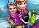 Winter Games Dress Up