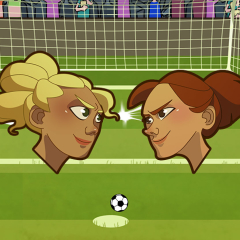 Women Football Penalty